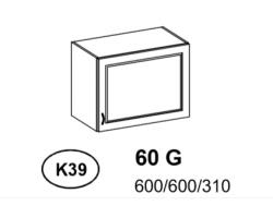 Bianka - Szafka górna 60 cm (k39)