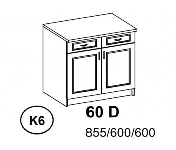 Bianka - Szafka dolna 60 cm