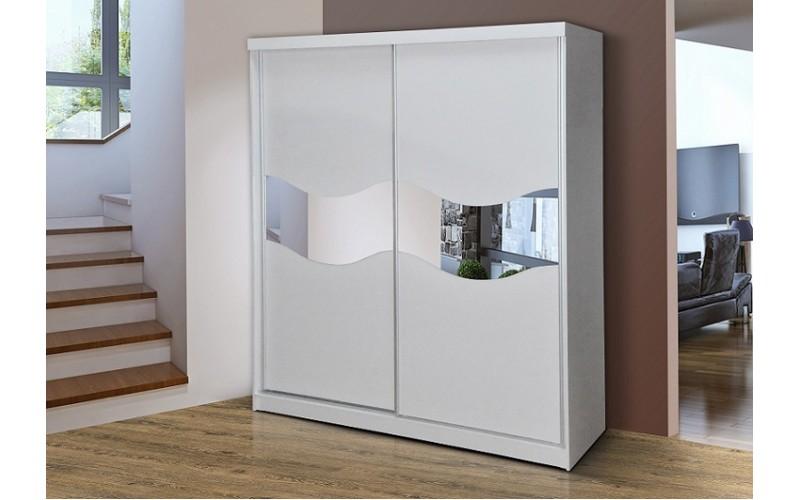 TOSCA - Szafa przesuwna 180 cm z szufladami (1)