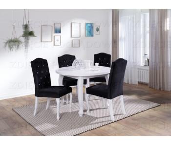 Stół S18 Fornir - 110 + 2 x 50