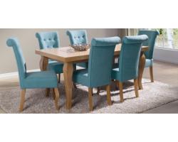 Stół S19 FORNIR – 140 x 80 + wstawka 40 cm