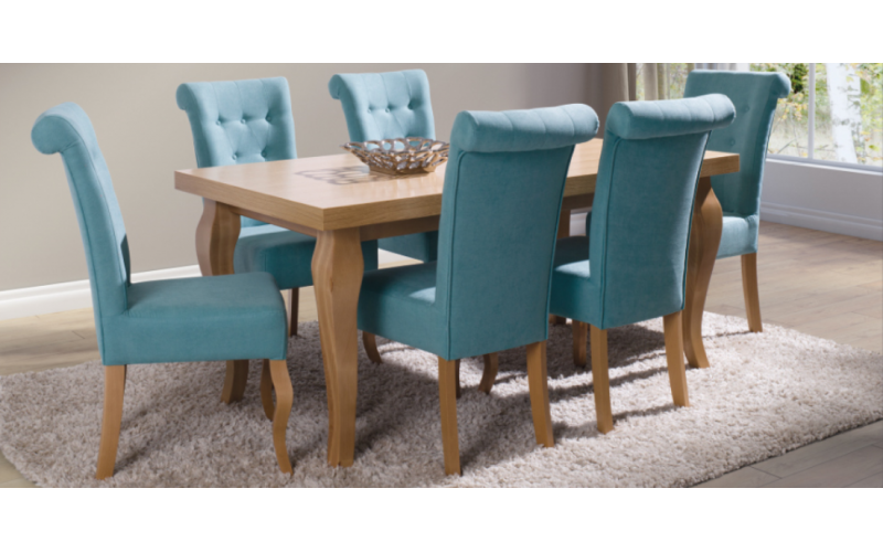 Stół S19 FORNIR – 200 x 100 + wstawka 2 x 50 cm