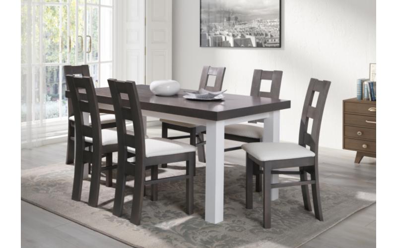 Stół S20 FORNIR – 160 x 90 + wstawka 50 cm