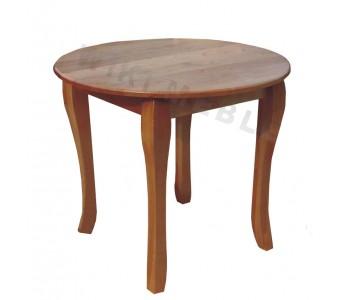 Stół S15 DREWNO – Ø 100 cm