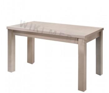 Stół S6  – 170 x 90 + wstawka 2 x 40 cm