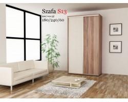 Sebastian Szafa S13- Szafa Przesuwna 180 x 240
