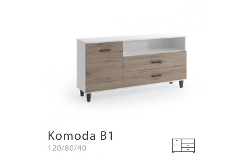 BLANKA - Komoda 120