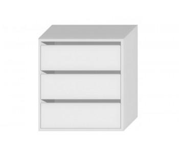 NATALIA - Kontenerek 3 szuflady - 12 kolorów