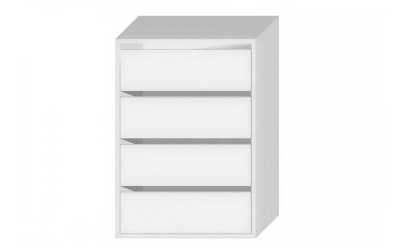 NATALIA - Kontenerek 4 szuflady - 12 kolorów
