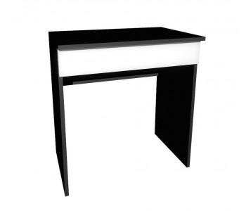VICTORIA - Biurko pod laptop / Toaletka 70 cm z szufladą - 12 kolorów, 3 głębokości