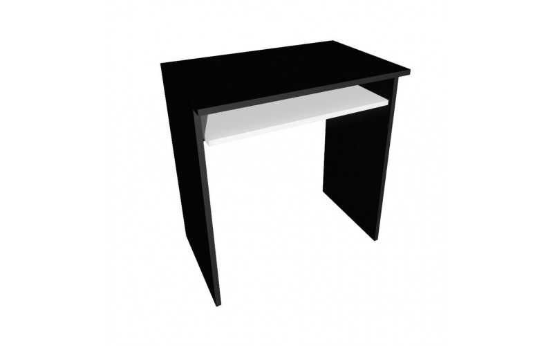 VICTORIA - Biurko pod laptop 70 cm z wysuwaną półką- 12 kolorów, 3 głębokości