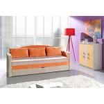 TENUS I - Sofa Orange